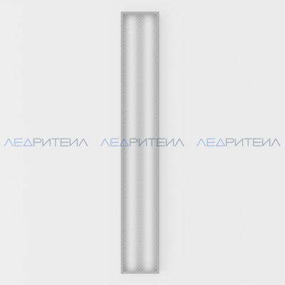 Светильник Армстронг SR AR LONG 45W 5800lm IP40 5000К 1195x180x40mm Призма
