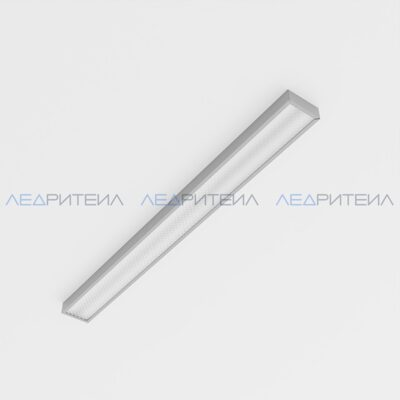Светильник Армстронг SR AR ECO LONG 40W 3500Lm IP40 3000К 1195x110x40mm Призма