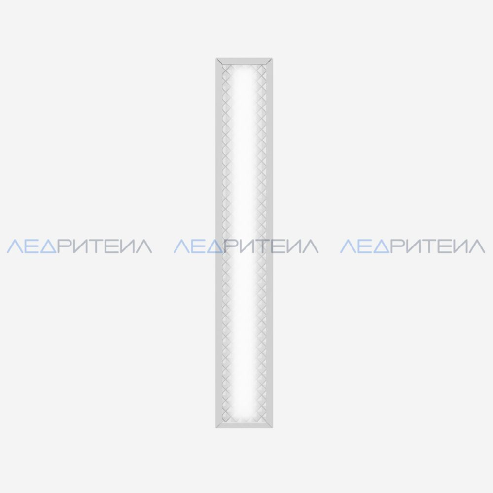Светильник Армстронг SR AR LONG 7W 750Lm IP40 5000К 595x90x40mm Призма